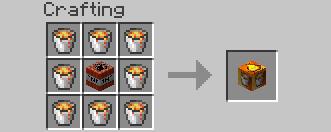 """Мод minecraft под названием """"Больше ТНТ 1.7.3""""."""